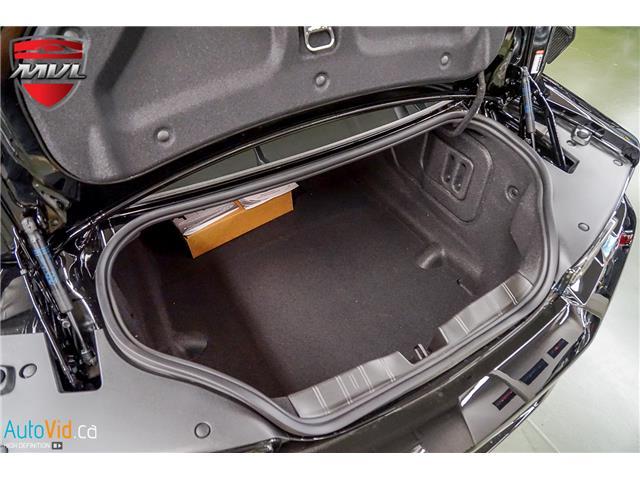 2019 Chevrolet Camaro ZL1 (Stk: ) in Oakville - Image 36 of 39
