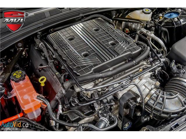 2019 Chevrolet Camaro ZL1 (Stk: ) in Oakville - Image 38 of 39