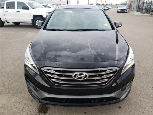 2015 Hyundai Sonata  (Stk: H2412A) in Saskatoon - Image 2 of 18
