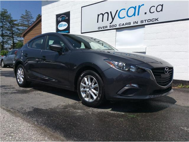 2015 Mazda Mazda3 GS (Stk: 190546) in Richmond - Image 1 of 20