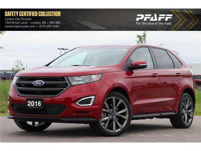 2016 Ford Edge Sport (Stk: LU8632) in London - Image 1 of 22