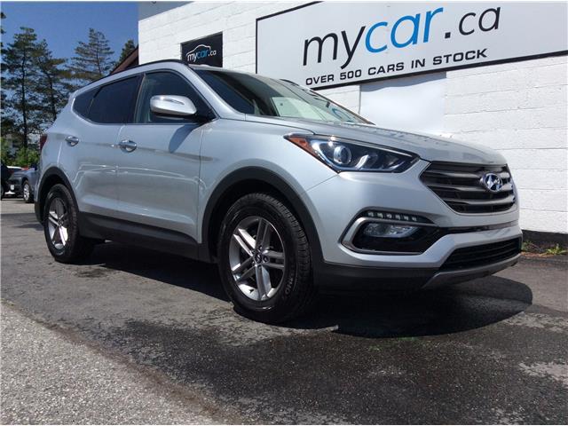2018 Hyundai Santa Fe Sport 2.4 Premium (Stk: 190928) in North Bay - Image 1 of 19