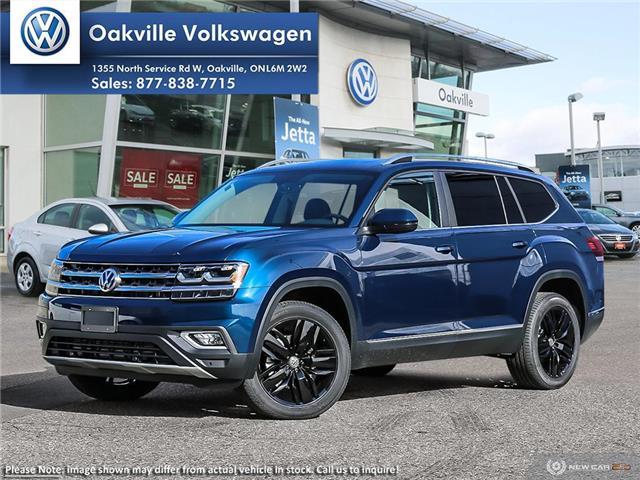 2019 Volkswagen Atlas 3.6 FSI Highline (Stk: 21434) in Oakville - Image 1 of 23