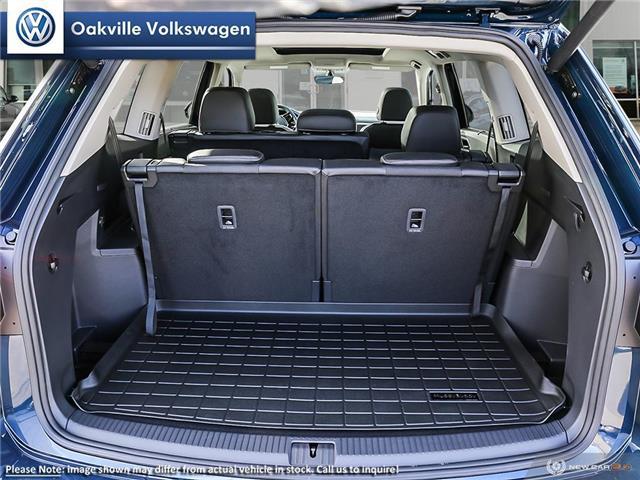 2019 Volkswagen Atlas 3.6 FSI Highline (Stk: 21434) in Oakville - Image 7 of 23