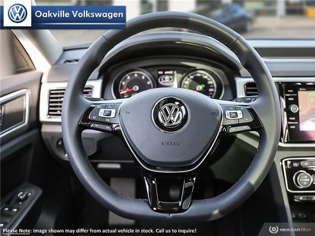 2019 Volkswagen Atlas 3.6 FSI Highline (Stk: 21434) in Oakville - Image 13 of 23