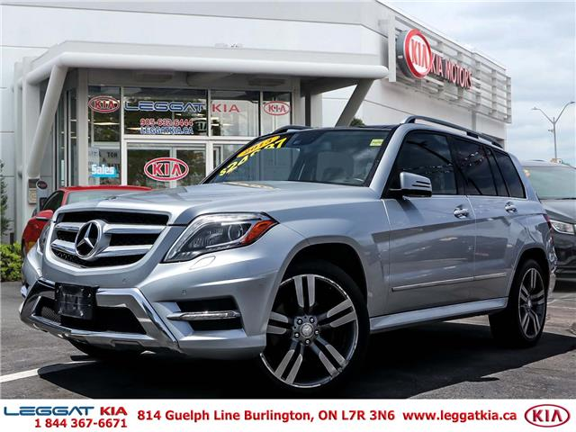 2013 Mercedes-Benz Glk-Class Base (Stk: W0122) in Burlington - Image 1 of 20