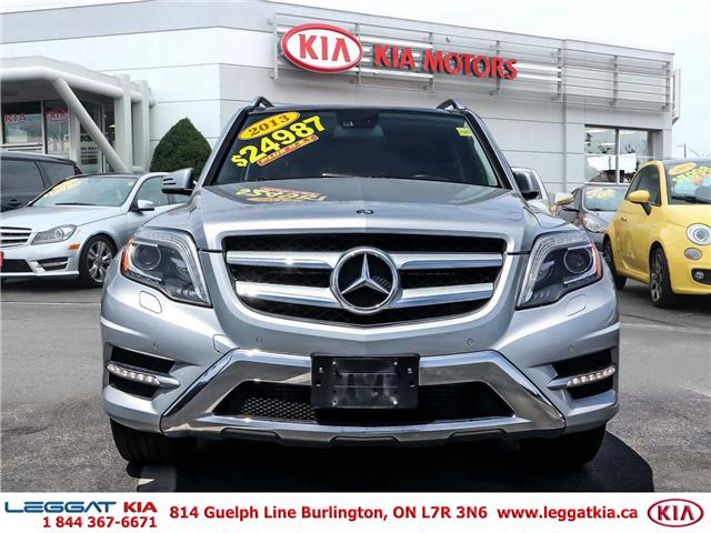 2013 Mercedes-Benz Glk-Class Base (Stk: W0122) in Burlington - Image 2 of 20