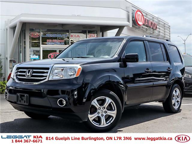 2012 Honda Pilot EX-L (Stk: W0165) in Burlington - Image 1 of 26