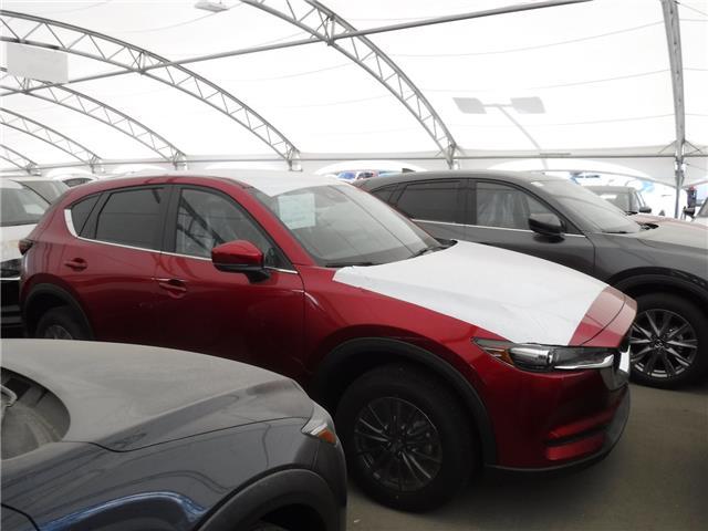2019 Mazda CX-5 GS (Stk: M2293) in Calgary - Image 1 of 1