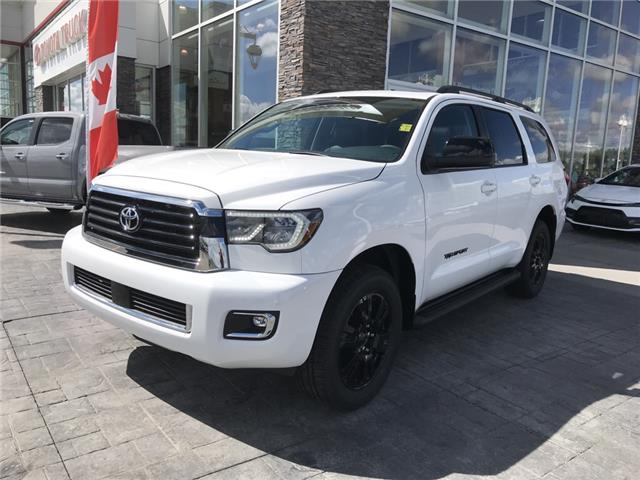2019 Toyota Sequoia SR5 5.7L V8 (Stk: 190332) in Cochrane - Image 1 of 15