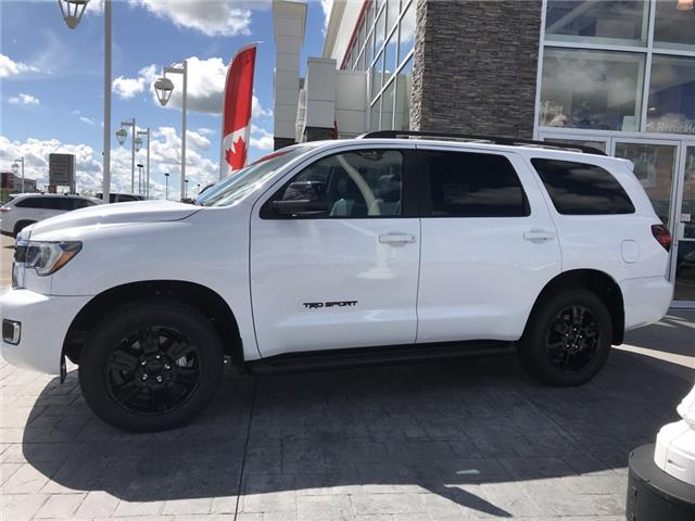 2019 Toyota Sequoia SR5 5.7L V8 (Stk: 190332) in Cochrane - Image 2 of 15