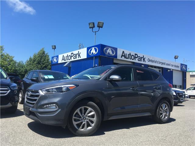 2018 Hyundai Tucson SE 2.0L (Stk: 18-13189) in Georgetown - Image 1 of 28