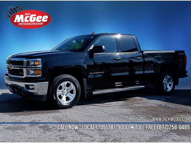 2014 Chevrolet Silverado 1500 2LT (Stk: 19250A) in Peterborough - Image 1 of 20