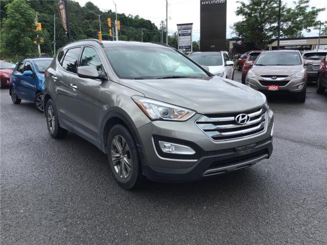 2014 Hyundai Santa Fe Sport 2.0T Premium (Stk: X1314A) in Ottawa - Image 1 of 13
