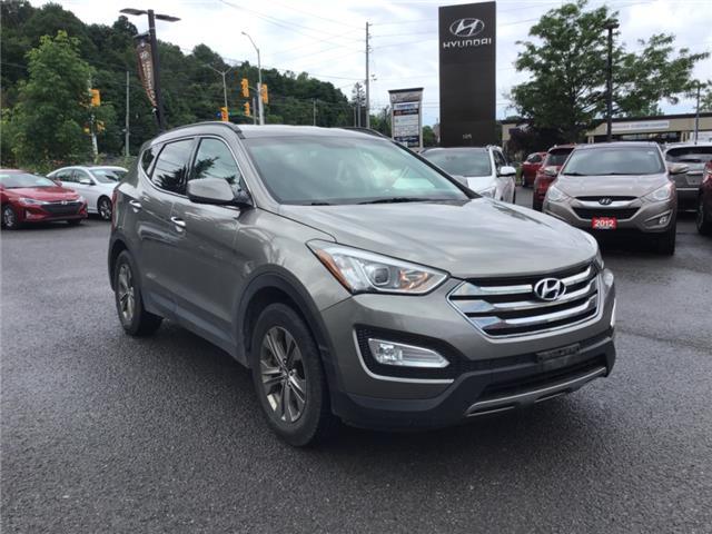 2014 Hyundai Santa Fe Sport 2.0T Premium (Stk: X1314A) in Ottawa - Image 2 of 13