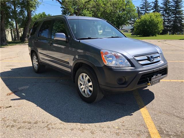 2006 Honda CR-V EX (Stk: 9920.0) in Winnipeg - Image 1 of 18