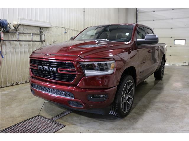 2019 RAM 1500 25L Sport (Stk: KT090) in Rocky Mountain House - Image 1 of 23