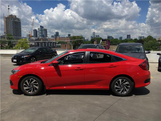 2018 Honda Civic EX (Stk: H191187A) in Toronto - Image 2 of 24