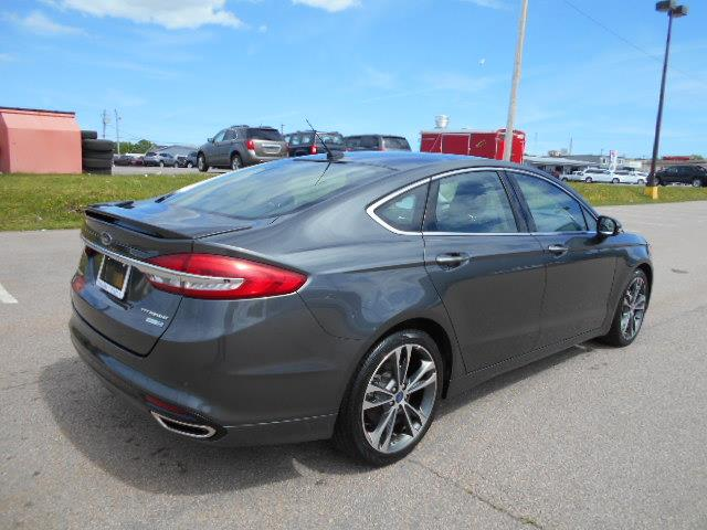 2018 Ford Fusion Titanium (Stk: MP-2583) in Sydney - Image 3 of 10