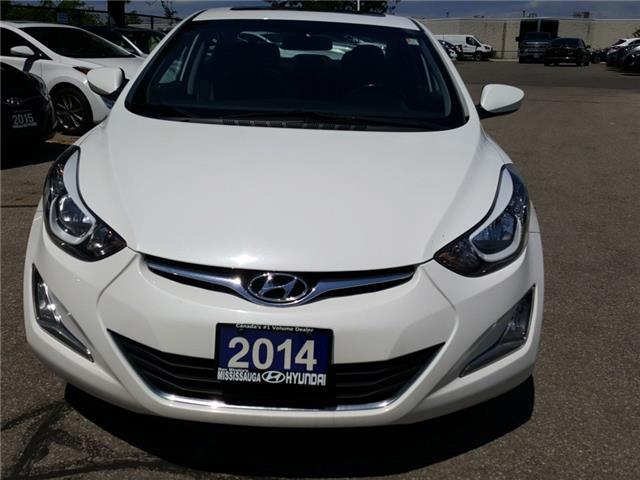 2014 Hyundai Elantra GLS (Stk: 39298A) in Mississauga - Image 2 of 15