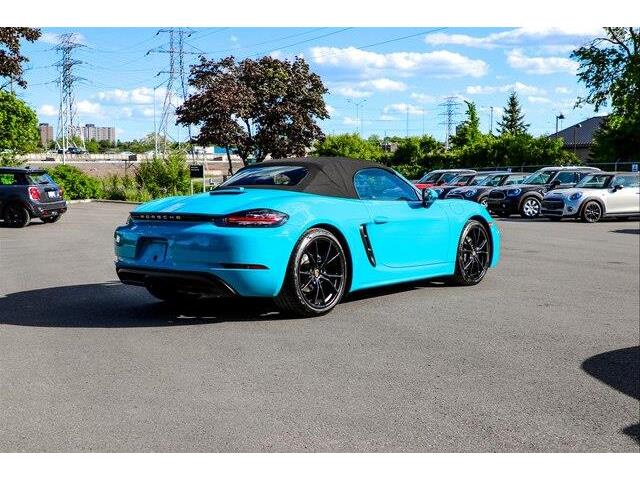 2017 Porsche 718 Boxster Base (Stk: P1747A) in Ottawa - Image 22 of 28
