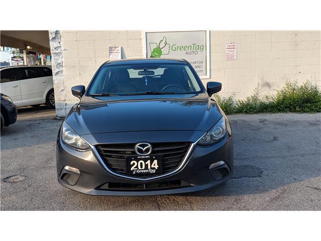 2014 Mazda Mazda3 Sport GX-SKY (Stk: ) in Mississauga - Image 2 of 29