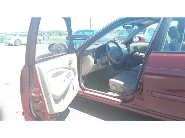 2002 Nissan Sentra GXE (Stk: P471) in Brandon - Image 4 of 15