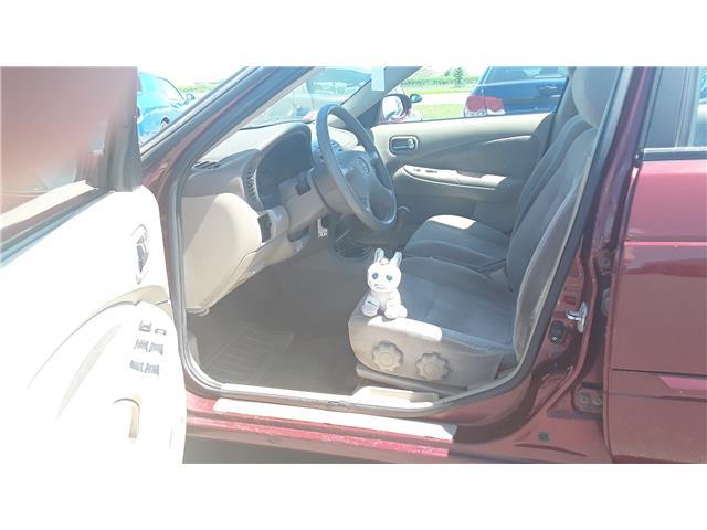 2002 Nissan Sentra GXE (Stk: P471) in Brandon - Image 5 of 15