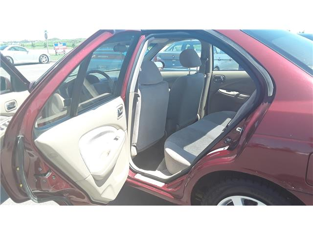 2002 Nissan Sentra GXE (Stk: P471) in Brandon - Image 6 of 15