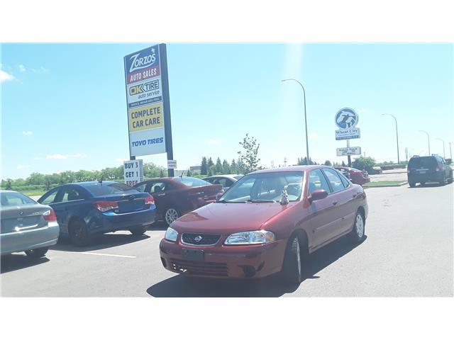 2002 Nissan Sentra GXE (Stk: P471) in Brandon - Image 1 of 15
