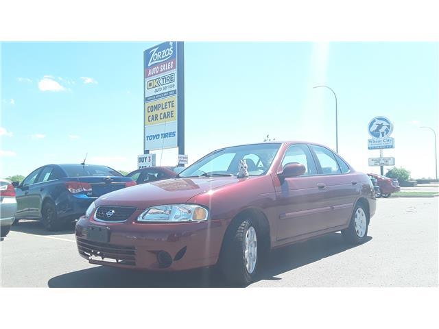 2002 Nissan Sentra GXE (Stk: P471) in Brandon - Image 2 of 15
