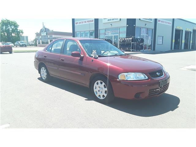 2002 Nissan Sentra GXE (Stk: P471) in Brandon - Image 11 of 15