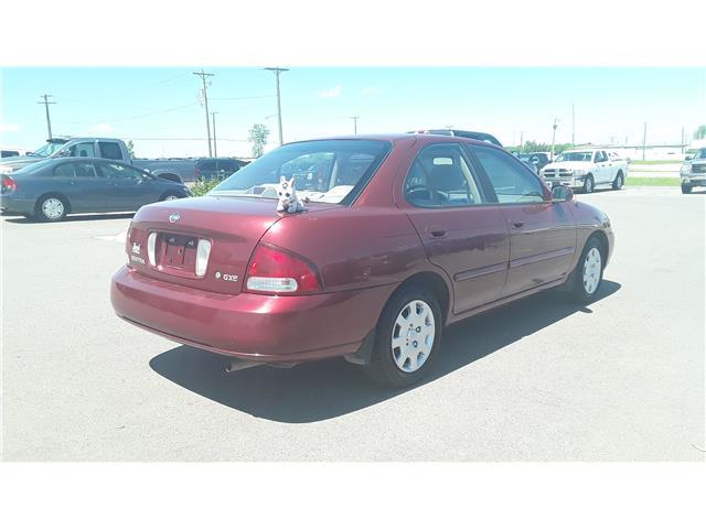 2002 Nissan Sentra GXE (Stk: P471) in Brandon - Image 12 of 15