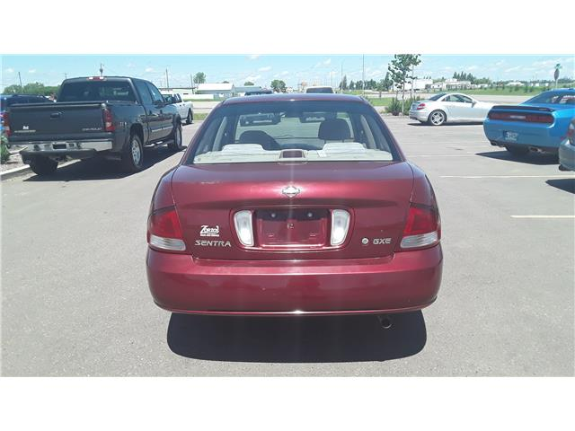 2002 Nissan Sentra GXE (Stk: P471) in Brandon - Image 13 of 15