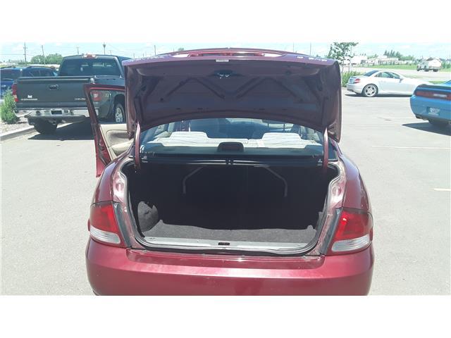 2002 Nissan Sentra GXE (Stk: P471) in Brandon - Image 15 of 15