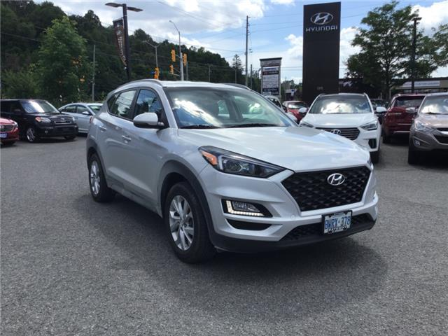 2019 Hyundai Tucson Preferred (Stk: DR95439) in Ottawa - Image 1 of 11