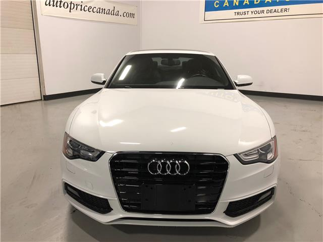 2016 Audi A5 2.0T Progressiv plus (Stk: W0360) in Mississauga - Image 2 of 22