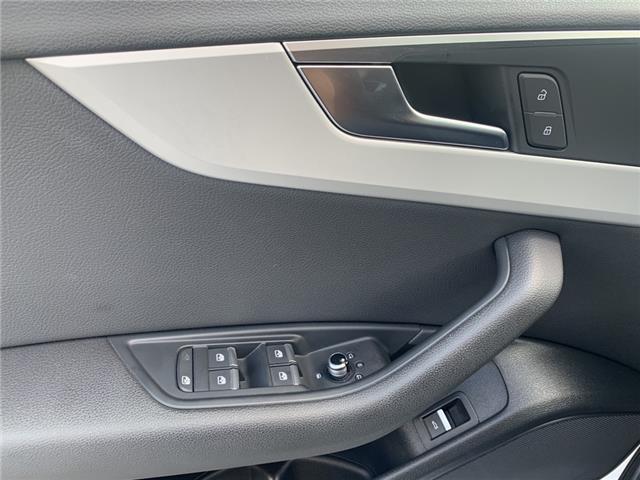 2017 Audi A4 2.0T Komfort (Stk: B8664) in Oakville - Image 13 of 19