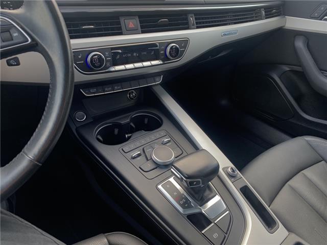 2017 Audi A4 2.0T Komfort (Stk: B8664) in Oakville - Image 16 of 19