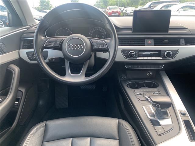 2017 Audi A4 2.0T Komfort (Stk: B8664) in Oakville - Image 18 of 19