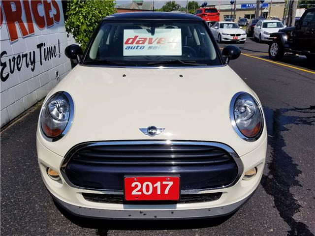 2017 MINI 3 Door Cooper (Stk: 19-434) in Oshawa - Image 2 of 12