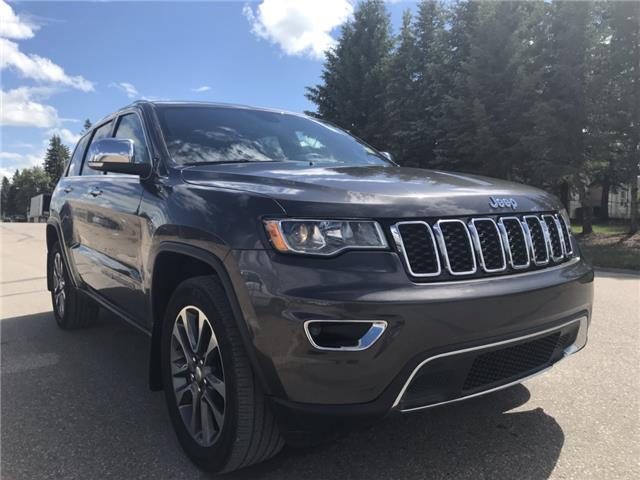 2018 Jeep Grand Cherokee Limited 1C4RJFBG4JC243375 U19-53 in Nipawin