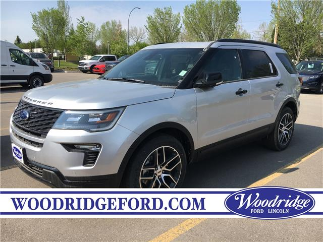 2019 Ford Explorer Sport (Stk: K-285) in Calgary - Image 1 of 6