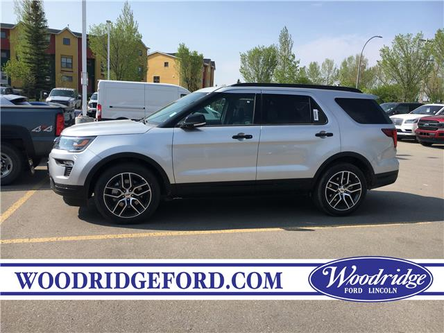 2019 Ford Explorer Sport (Stk: K-285) in Calgary - Image 2 of 6