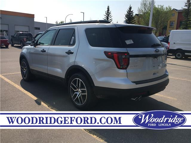 2019 Ford Explorer Sport (Stk: K-285) in Calgary - Image 3 of 6