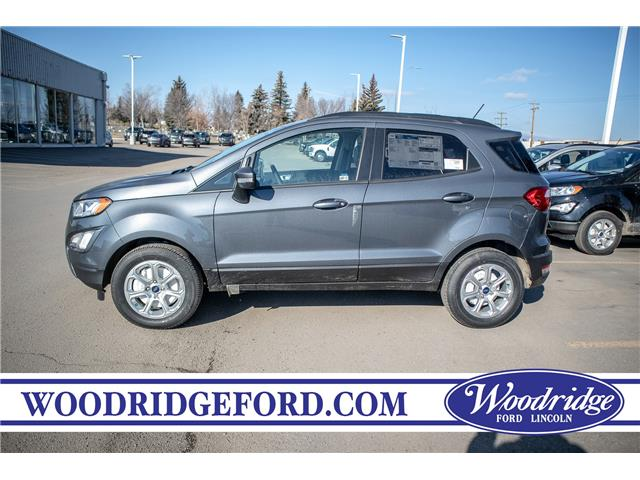 2019 Ford EcoSport SE (Stk: K-1082) in Calgary - Image 2 of 5