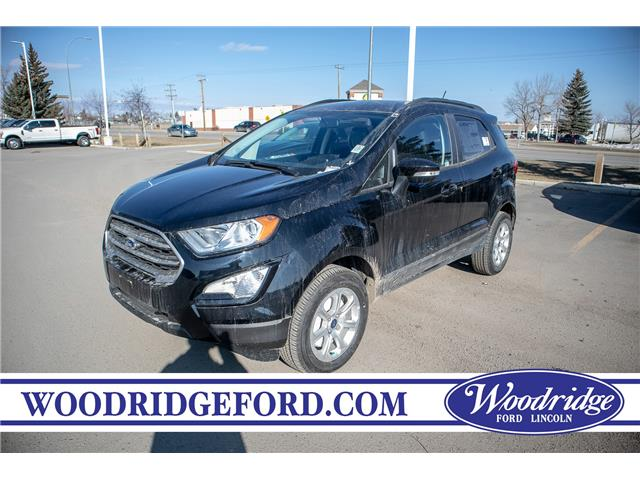 2019 Ford EcoSport SE (Stk: K-1086) in Calgary - Image 1 of 5