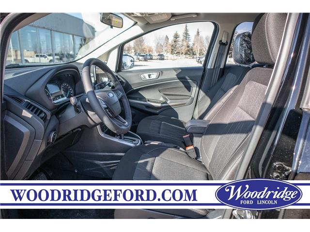 2019 Ford EcoSport SE (Stk: K-1086) in Calgary - Image 5 of 5