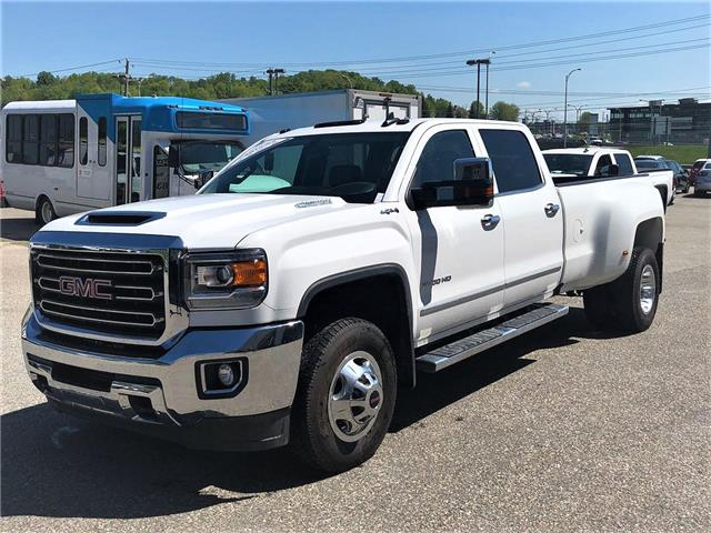 2017 GMC Sierra 3500HD SLT (Stk: 234211) in Bolton - Image 1 of 1