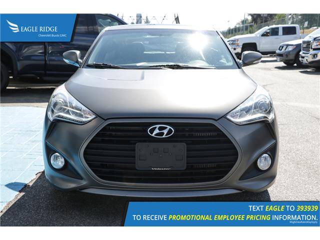 2013 Hyundai Veloster Turbo (Stk: 130347) in Coquitlam - Image 2 of 14